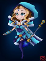 Chibi Crystal Maiden by 38250968
