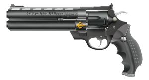 "INS Colt Python ""Hydra"" by Little-Gunboy"