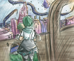 What's wrong with this city by Selidra