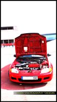 JDM Red Civic 2 - AIA by DjN3oX