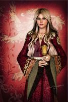 Cerci Lannister by DigiCuriosityDesigns