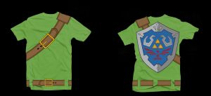 Link's Tunic by Remenance