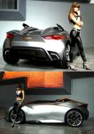 Miray Roadster Concept by toyonda