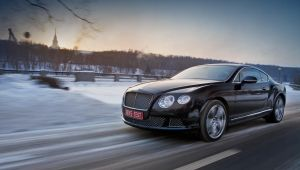 Bentley Continental GT #1 by Bambr