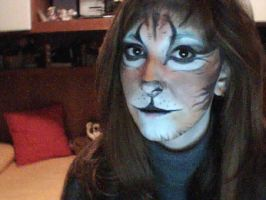 Tigermakeup by Steflashatic