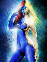 Mystique... yeah by ZachDB