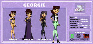 Ref Sheet by DecaffeinatedGeorgie