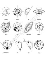 Circular Gallifreyan Part One by Nellufy