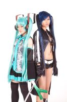 Vocaloid.Black Rock Shooter 01 by SephiliaSin