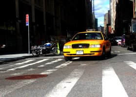 Yellow Cab by EmiCREEP