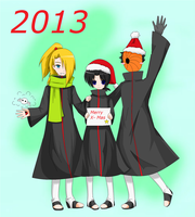 Merry Christmas 2013 by natalielobsters