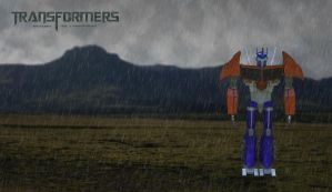 Optimus Robot Mode (from Return to Cybertron) 2 by iNasko