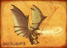HTTYD BullRougher by Pimander1446