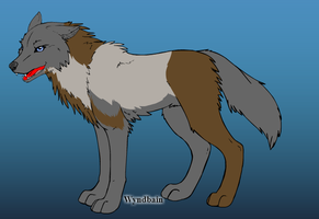 Wolf Breedable- Ransen by snails1000