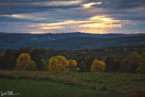 Rolling Skies by JustinDeRosa
