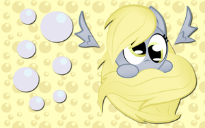 Derpy Hooves Sphere WP by AliceHumanSacrifice0