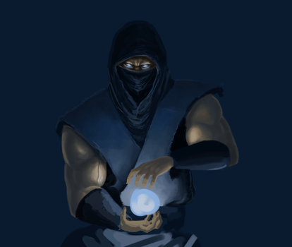 Sub Zero in progress by vigliani