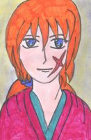 Kenshin by Gothic-excel
