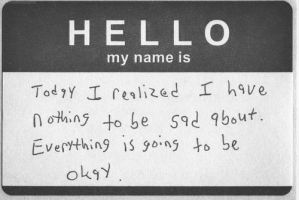 hello my name is by GodsGirl33