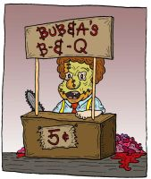 Bubba's BBQ by Lordwormm