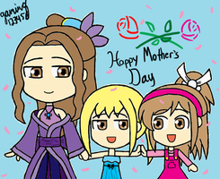 Warriors Orochi - Happy Mother's Day by gaming123456