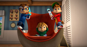 Meet the New Chipmunks from ALVIN!! by Angelgirl10