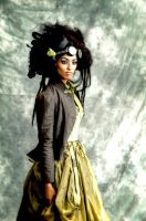 Steampunk Fashion Model 2 by Studio5Graphics