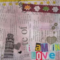 I am in LOVE by camiluchiiz