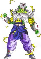 Helix Legendary Namekian by DBZ2010
