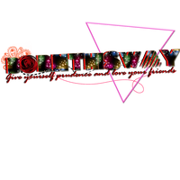BORN THIS WAY texto png by rahrahmonster