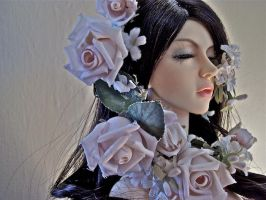 Flowers by LadyRavenswood