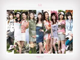 girlsgeneration so nyu shi dae by wilson-naraku