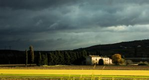 Approaching storm by viswettan