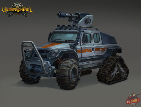 Arctic truck by looking4adventures