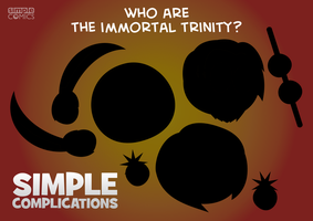 Who Are the Immortal Trinity? (SC Finale Promo) by simpleCOMICS