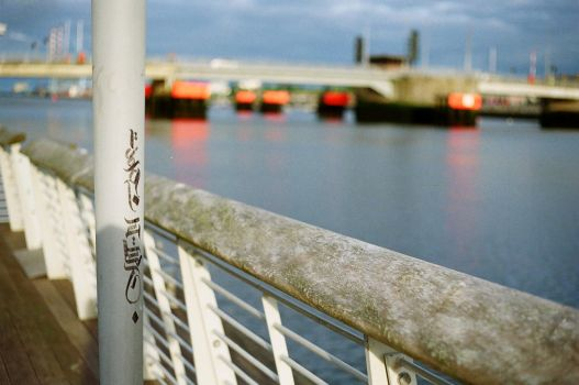 Grand Canal Dock: Did You Also Know? by neuroplasticcreative