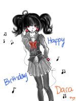 Happy Birthday by xxXBlackdiamondXxxK