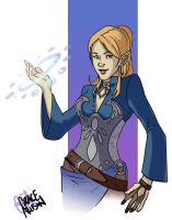 Elspeth by gracifer