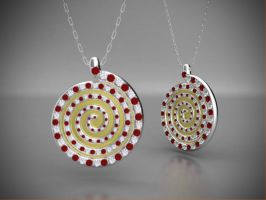 Carnival Pendants by mousek