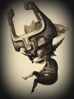 Midna Old Photo Effect by Bradlzzz
