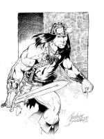 Conan The Cimmerian by Buchemi