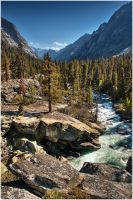 Kings Canyon HDR by BrianWolfe
