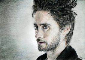 Jared Leto by Magic-Realm