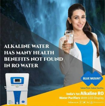 Alkaline Water Purifier by bluemount123