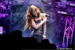 Delain at Atak 2 by Metal-ways