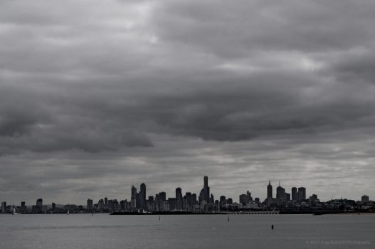 The City of Melbourne by l32