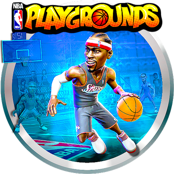 NBA Playgrounds by POOTERMAN