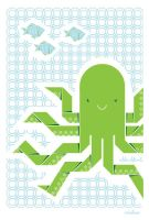 Octopus by minkee