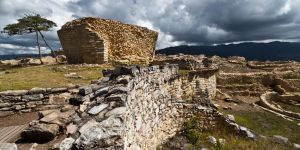 The Fortress of Kuelap by Niv24