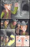HTTYD Graphic Novel Book 1: Prologue, Page 1 by Zarakoda